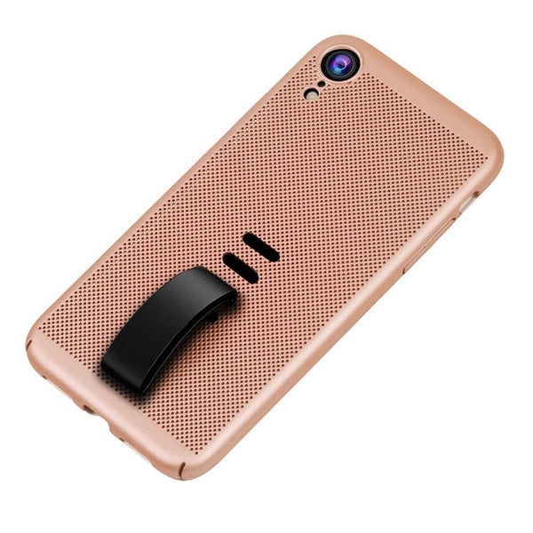 Protection Soft PC Material Cover Case For iPhone XS Max