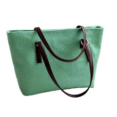Women Handbags Winter Larger Capacity Leather