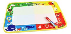 Drawing Mat Board &Magic Pen Doodle Kids Toy