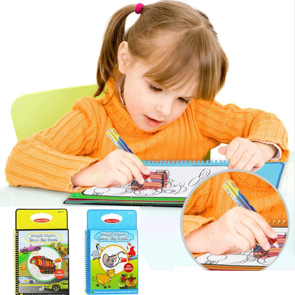 Children water painting board Drawing Toys