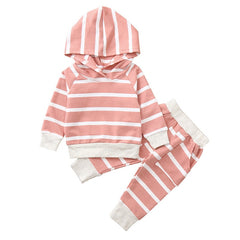 Newborn Infant Clothes Set Baby Boys Long Sleeve