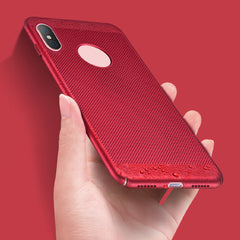 iPhone X 8 7 6 XS max XR 6S Plus 5S Phone Case Matte Protective Cover