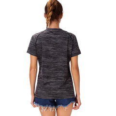 2 Colors Yoga Shirt for Fitness Running Sports Top