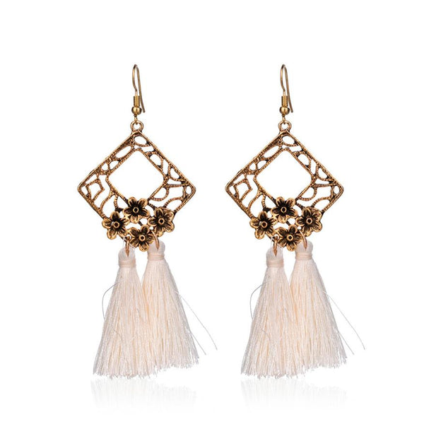 Tassel Dangle Earrings for women