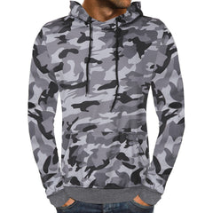 Tracksuits Men's Sweatshirt Autumn Hooded