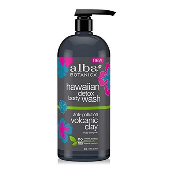 32 fl oz Anti-Pollution Volcanic Clay Body Wash