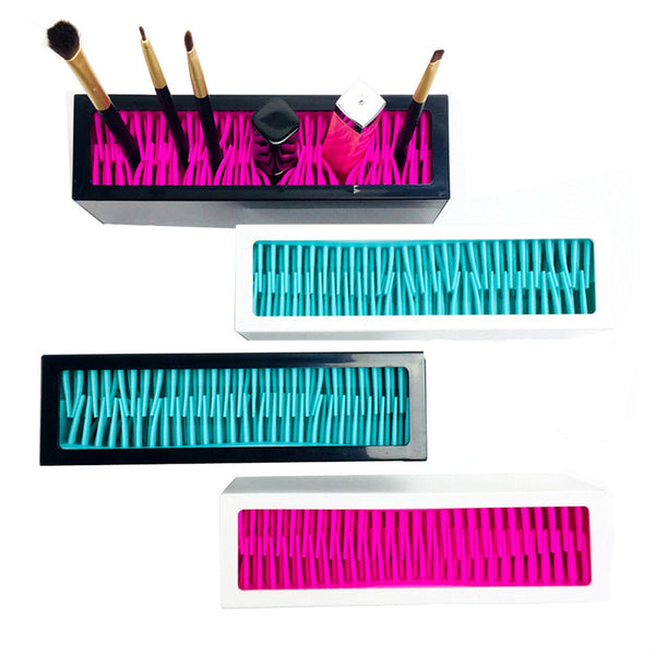 Cosmetic Makeup Brush Storage Box