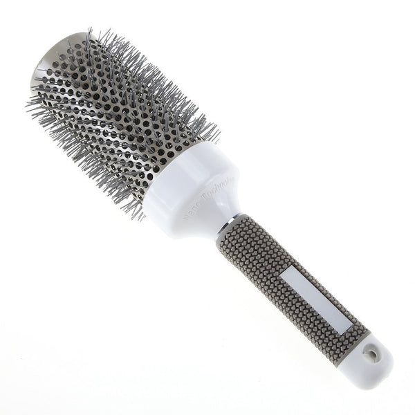 Round Rolling Hair Brush Set Barrel Curling Comb