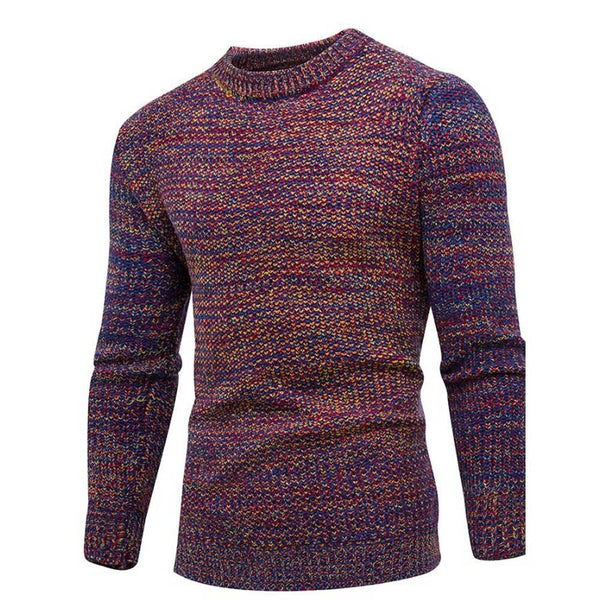 Men's Autumn shirts Winter Sweater Pullover Slim