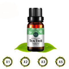 Tea Tree Pure Essential Oil Face Care Skin Acne Treatment