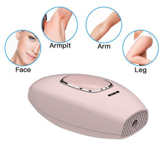 Hair Removal Mini Laser Epilator Women