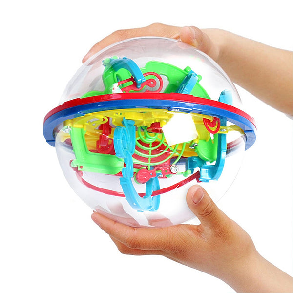 3D Magic Maze Ball educational toys Marble Puzzle Game
