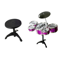 Kids Musical Drum Instrument Toys with Drumsticks