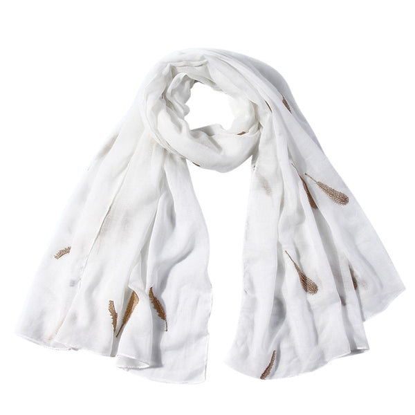 Scarf for women wraps solid Soft Shawl Long