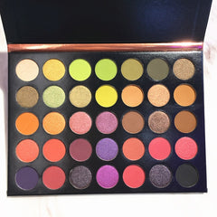 Professional Eye Shadow Makeup Palette Matte Shimmer