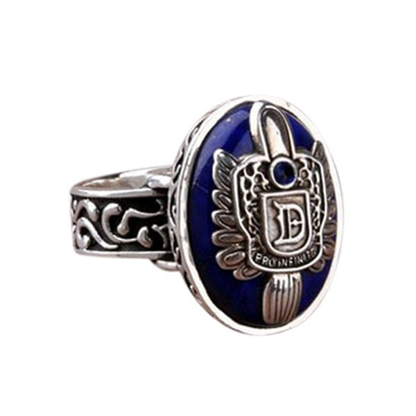 Damon Stefan finger Family Crest ring for Man Woman