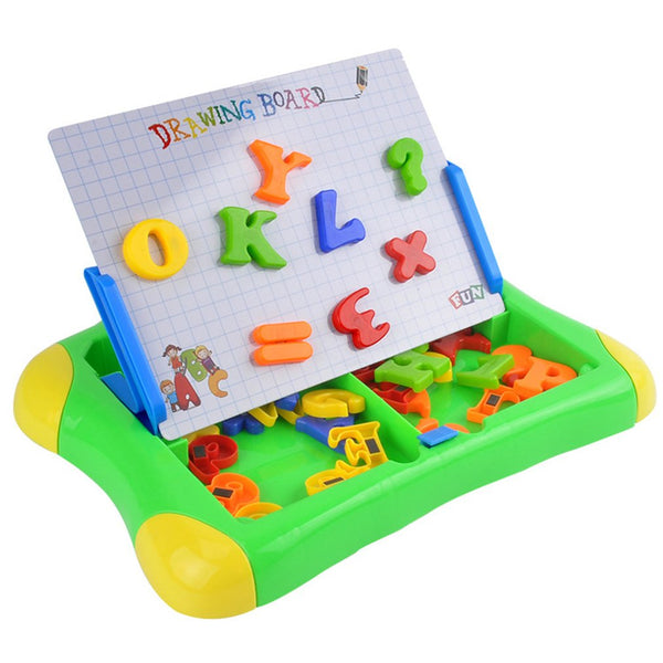 Magnetic Children's Preschool Letter drawing board