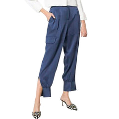 Women Ladies Loose Pants With Pocket
