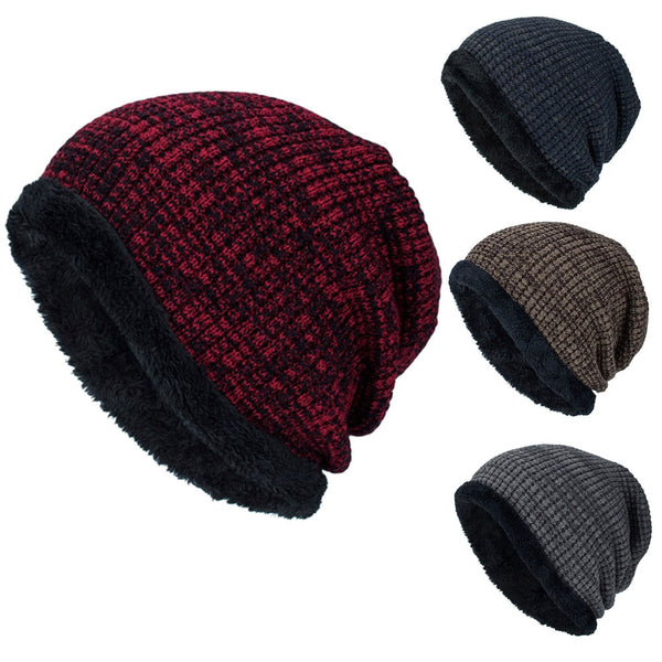Hat Winter For Man Beanies Warm Cap