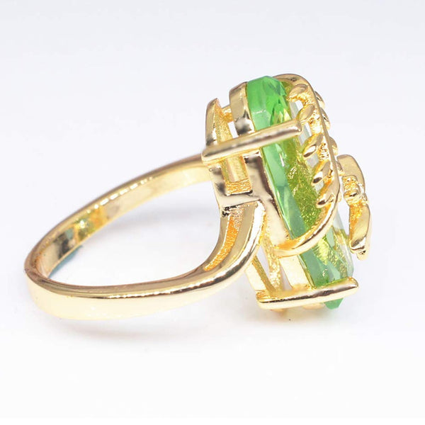 Dragonfly Ring Natural Transparent Period