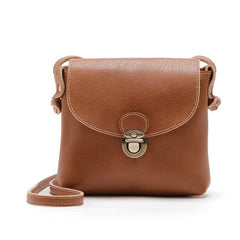 Women Messenger Bags Leather Shoulder Tote