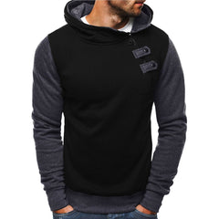 Sportswear Sweatshirt Men's Autumn Zipper Hooded