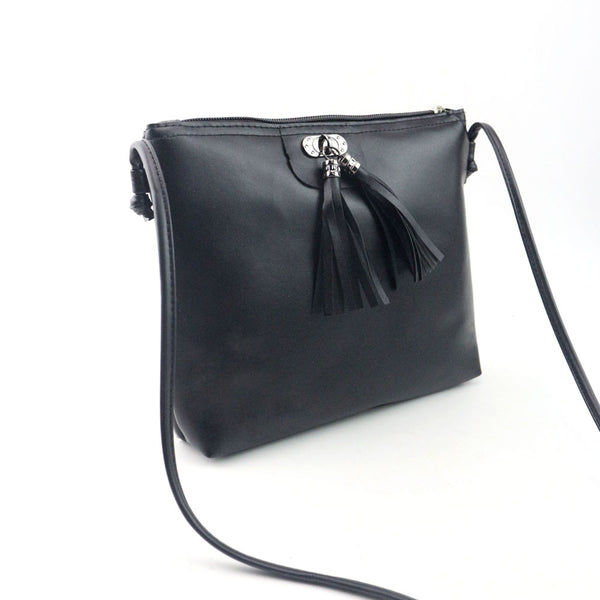 Shoulder Bags With Tassel Shell Shape Women