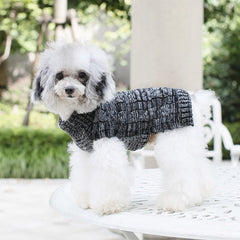 Dog Sweater Knit Crochet  Clothes Winter Warm Pullover Wholesale