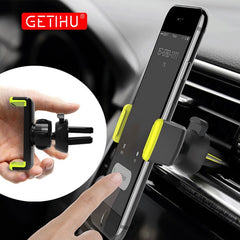 Car Phone Holder For iPhone X XS Max 8 7 6 Samsung 360 Degree