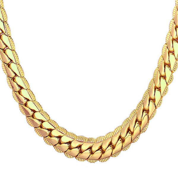Women Men Unisex Fashion Jewelry Chain Necklace