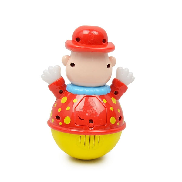 Tumbler Toys Clown Early Educational