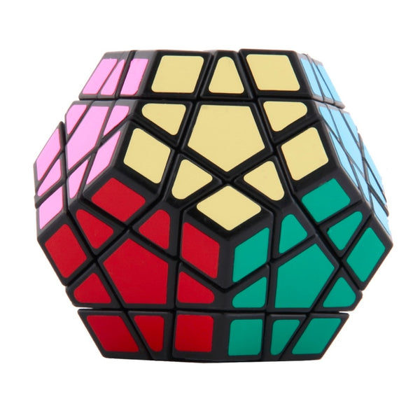 12-side Magic Cube Puzzle Speed Educational Toy