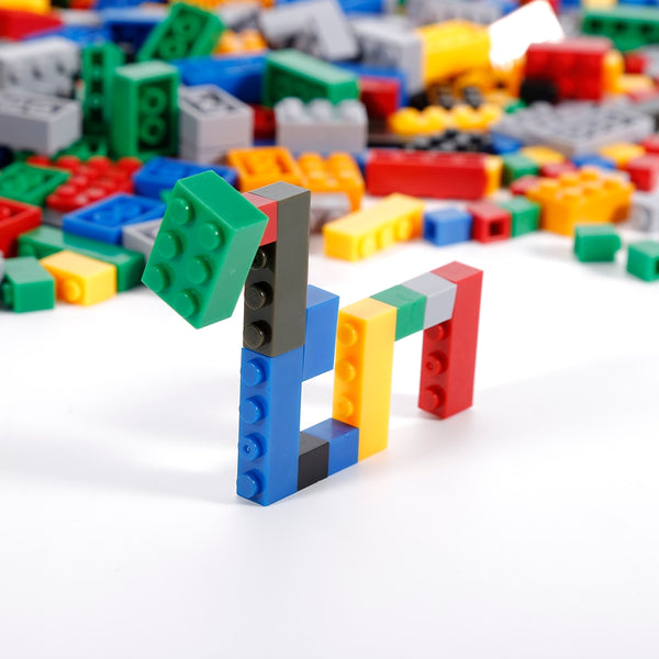 Building Blocks Compatible with Assembly Parts Toys