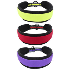Adjustable Dog Collars Reflective Dog Collar For Safe Night Walking