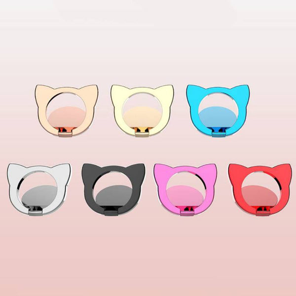 Cartoon Shatter-Resistant Mobile Phone Ring Buckle Universal Finger Holder