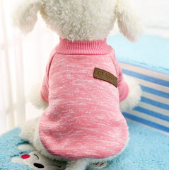 Dog Clothes For Small Soft Sweater Winter Chihuahua