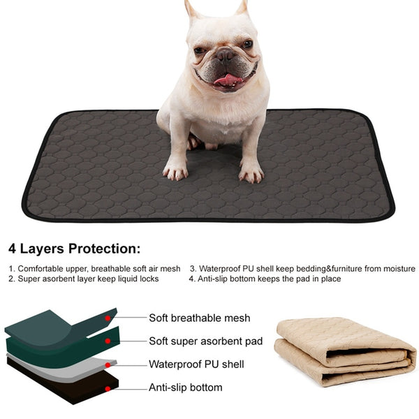 Dairy For Dogs Training Urine Pad Diaper Supplies Beds For Small Large pets