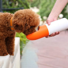 Portable Pet Dog Water Bottle For Small Large  Travel Puppy Cat Drinking Bowl