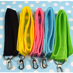 Dog Band Quality  Walking Leash Rope Belt Safety Collar Chain Nylon