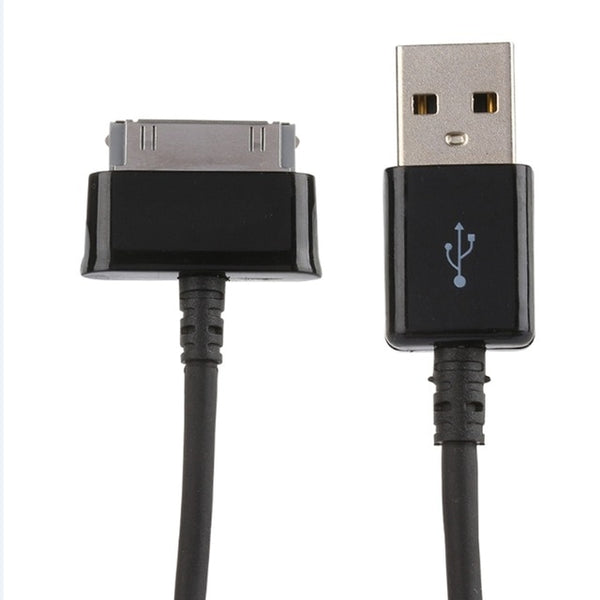 USB Data Cable Charger Charging For Samsung Galaxy Tab 2 10.1 P5100 P7500 Tablet