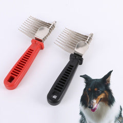 Magic  Depilates Comb Dog Hair Removal  Stainless Steel