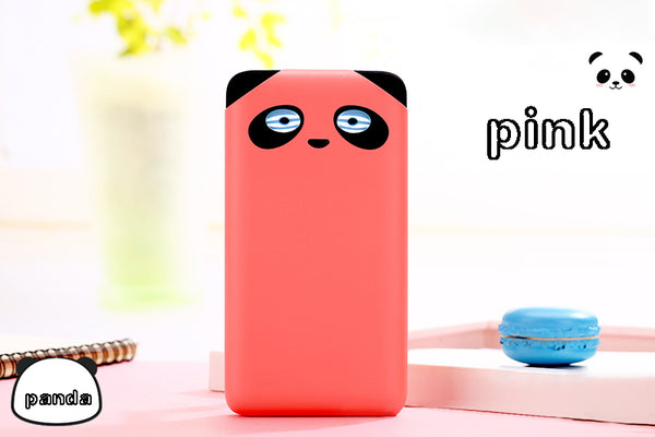 Fetile Panda 20000mAh mobile power cartoon charging treasure