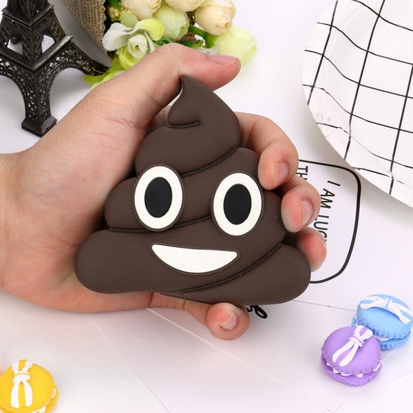 cute power bank 8000mAh Ultra Thin Portable USB External Battery Charger