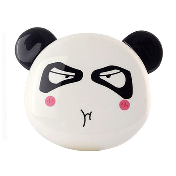 Cute Panda Cartoon Emoji power bank 12000mAh Portable USB External