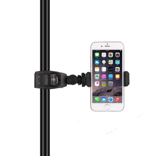 Universal Cell Phone Mount Holder Adapter, Bicycle Tripod Monopod