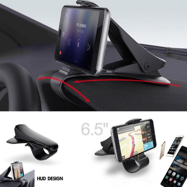 Universal Adjustable Cell Phone Holder Mount Car Holder