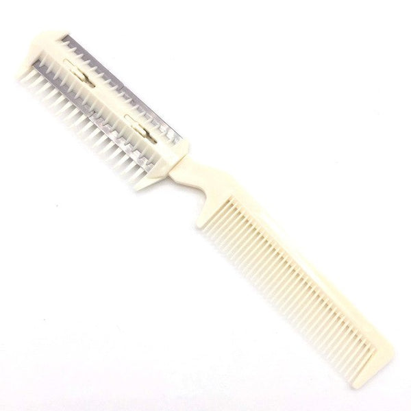 Pet Hair Trimming Razor Grooming Comb Blades Thinning Dog Cat Hairdressing Tool