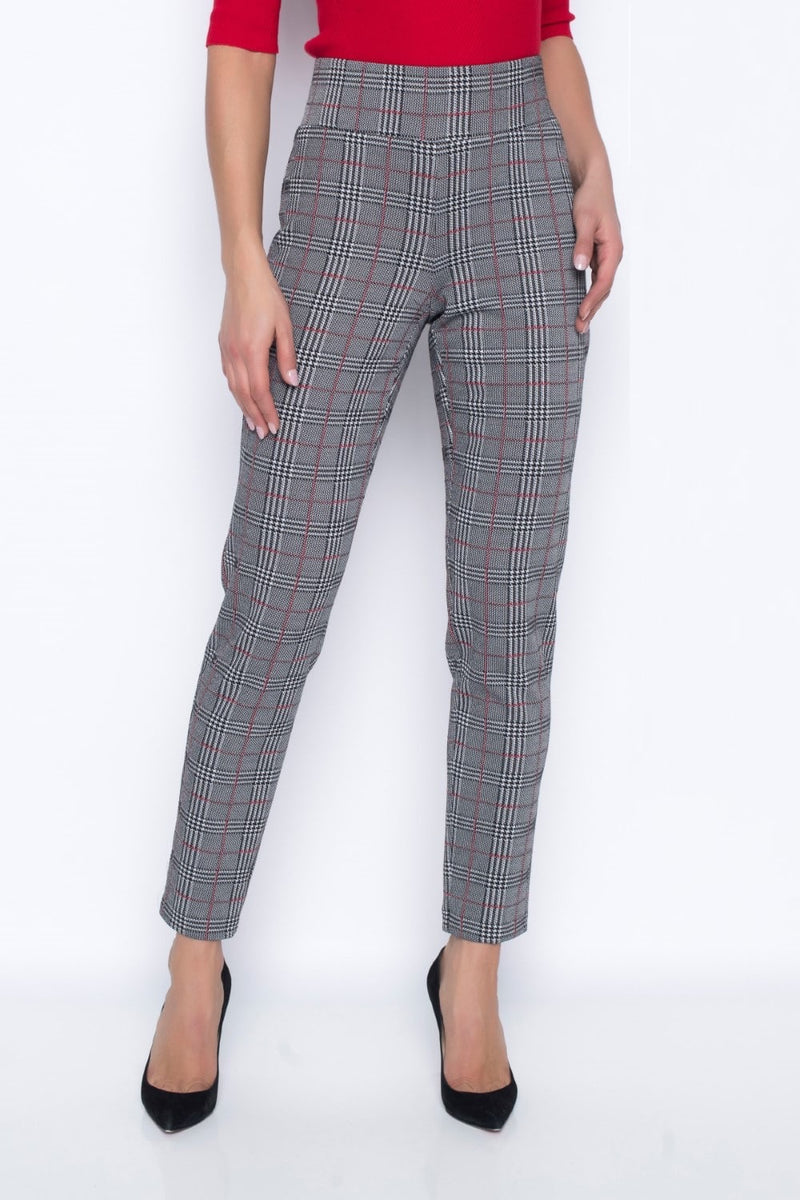 Frank Lyman - Plaid Pant