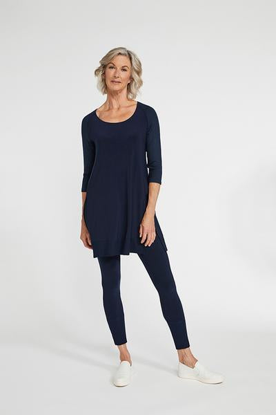 Sympli - Motion Trim Raglan Tunic