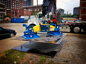 New AMC Series Vacuum Lifting Systems Provide Mid-Range Material Handling Solutions